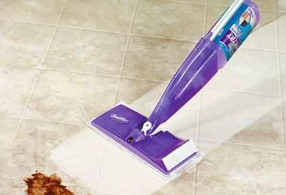 Check out the new, updated version of this post here. I love the Swiffer Wet Jet. It makes it so incredibly easy to clean up any kind of mess on the floor - even my preschooler's sticky grape juice spills! But what I don't love is how expensive the refill solution is - it costs about $7 at my local...