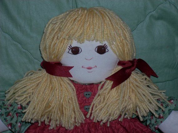 BETSYwith Big Brown Eyes by acraftingheart on Etsy