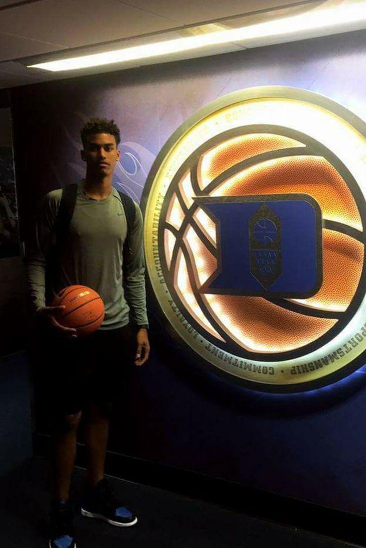 Jordan Tucker has committed to Duke.