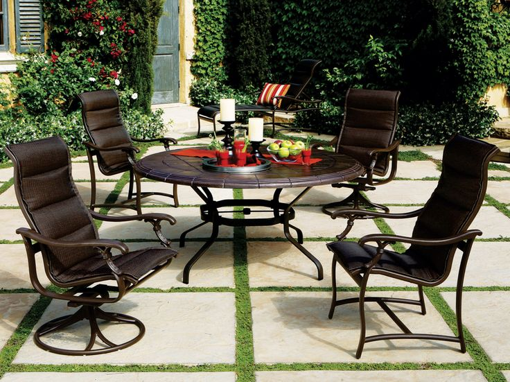 24 best OUTDOOR Dining With Style images on Pinterest