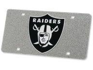 Find the Oakland Raiders Silver Glitter Laser Tag & other NFL Gear at Lids.com. From fashion to fan styles, Lids.com has you covered with exclusive gear from your favorite teams.