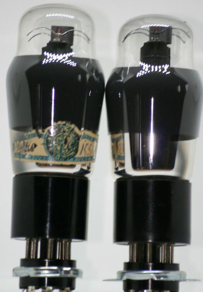 6v6 Fivre Tube Matched Pair 6 V6 6v6g Valve 6v6gt El33 6l6g Kt61