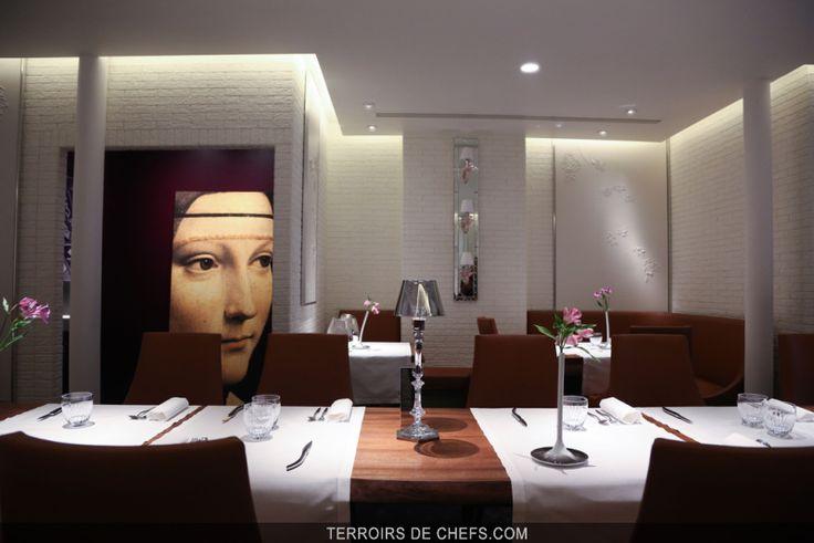 La dame de pic, restaurant, 20, rue du Louvre, 75001 Paris