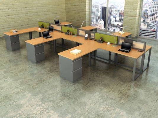 9 best benching systems images on pinterest | office spaces, open