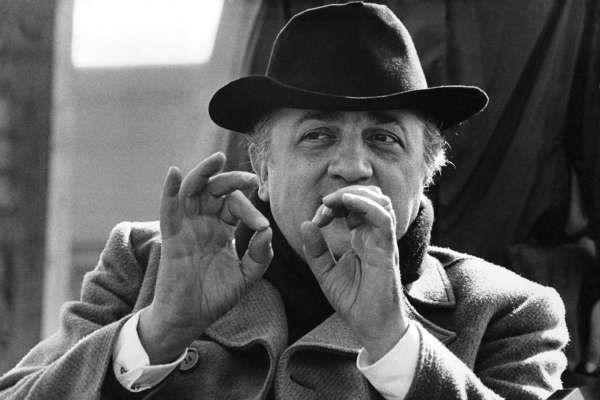 Lista   Os Melhores Filmes de Federico Fellini - Plano Crítico