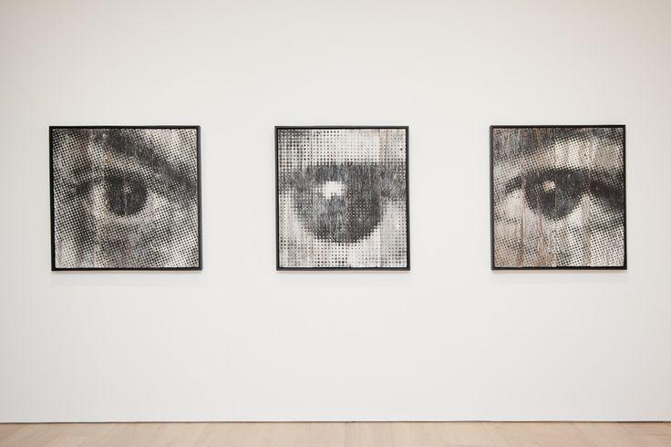 "JR ""PATTERN"" Hong Kong @ Galerie Perrotin."