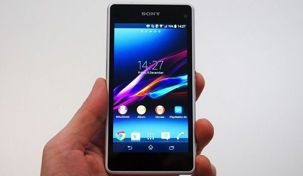 Sony xperia z1 compact hard reset