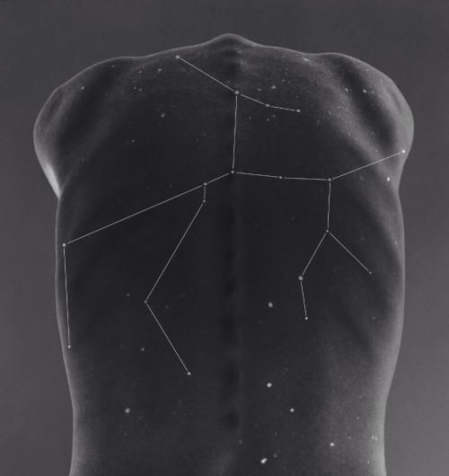 """Rion, your- your back! """"Oh? Yeah... The Constellations, when we're in our human forms... It's a way to identify us"""" >>> on the Winter Solstice and at the Courts, the clothes show off their backs. CO is the only blank back"""