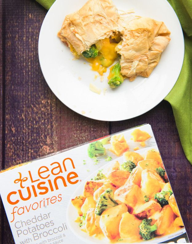 Cheddar Potatoes with Broccoli Pastry | 12 Tasty Hacks For Dinners That Are Kinda Homemade