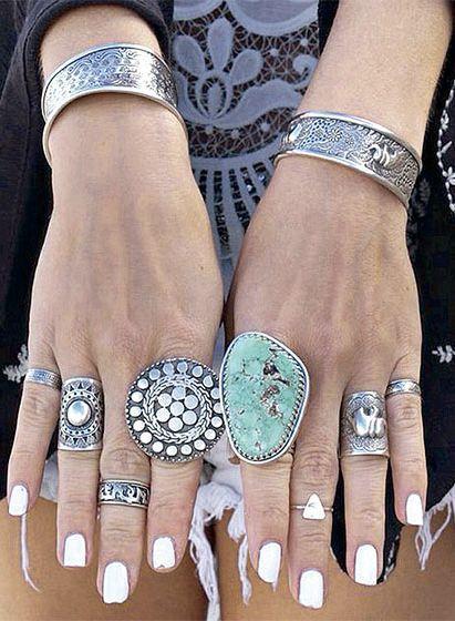 A la vanguardia la marca Helicia de Florencia Torrente, una de las primeras en exhibir esta tendencia.