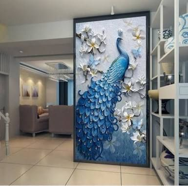 Image result for relief 3d murals technique