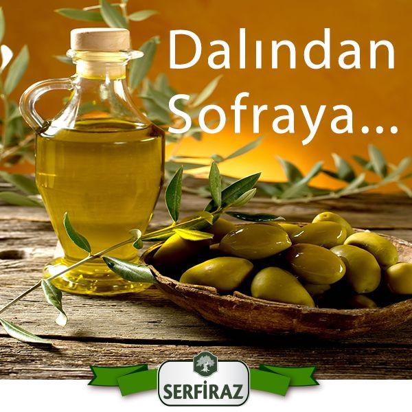 %100 doğal, %100 orijinal zeytin yağı; Serfiraz... #Orijinal #Doğal #Naturel #ZeytinYağı #Serfiraz