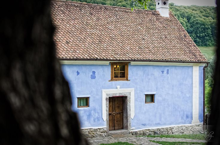 The old stable building, Zalan, Transylvania