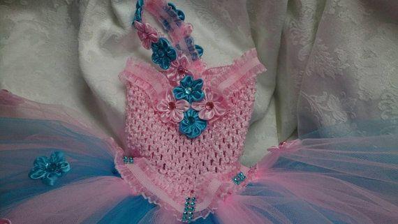 Primer Vestido de cumpleaños vestido de por Dreambygirlboutique