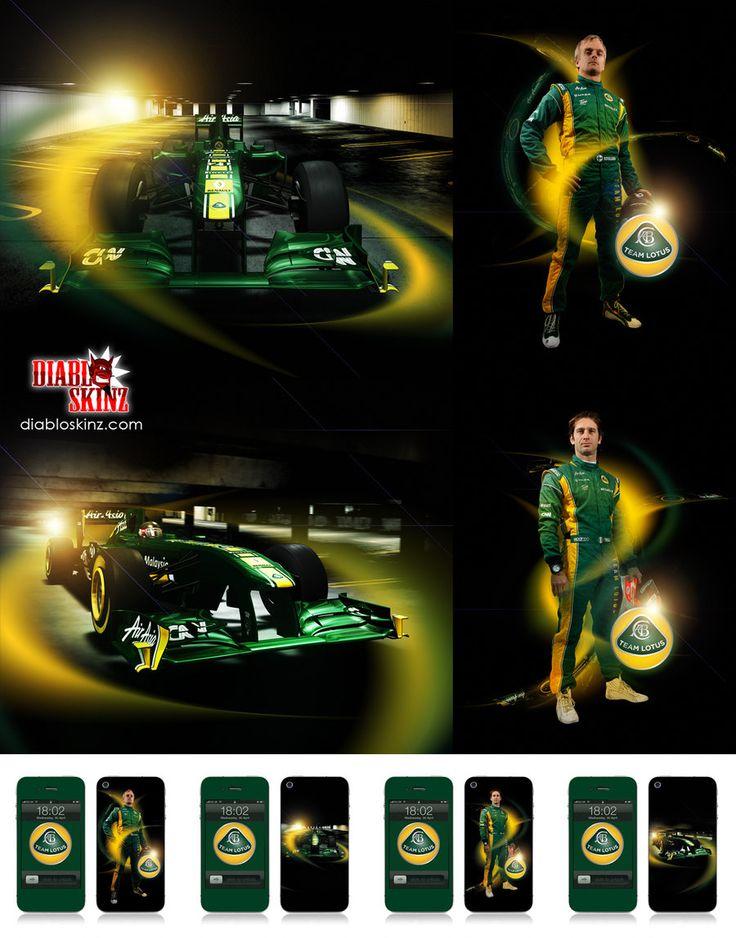 Team Lotus by precurser.deviantart.com on @deviantART
