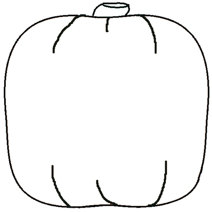 pattern pumpkin coloring pages - photo#10