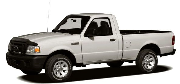 2012 Ford Ranger | Get A New Pickup Truck — Top 5 Cheapest Trucks Under 20,000