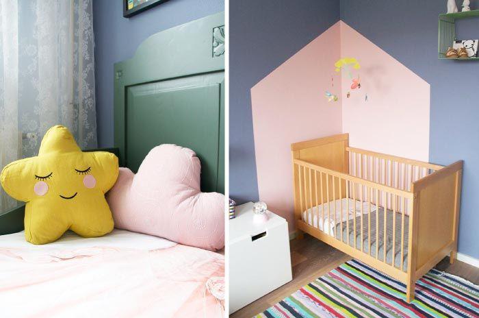 Gedeelde slaapkamer | Kinderkamerstylist