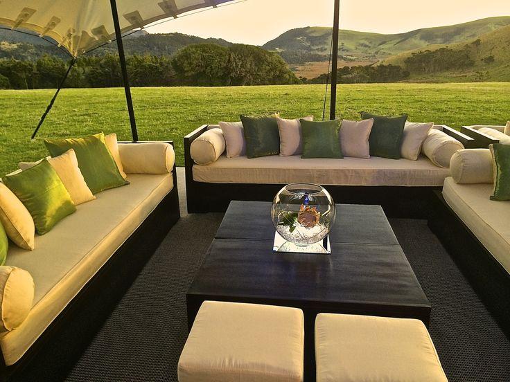 The lovely Villa Kula's outdoor furniture ... www.villakula.co.nz at Jonkers Farm www.jonkersfarm.co.nz