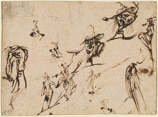 Jacques Callot  1616 /1617  Impact//not only to F J de Goya but…