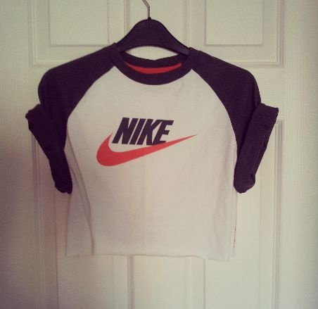 nike shirt retro