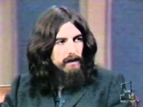 Video: George Harrison on the Dick Cavett Show in 1971.