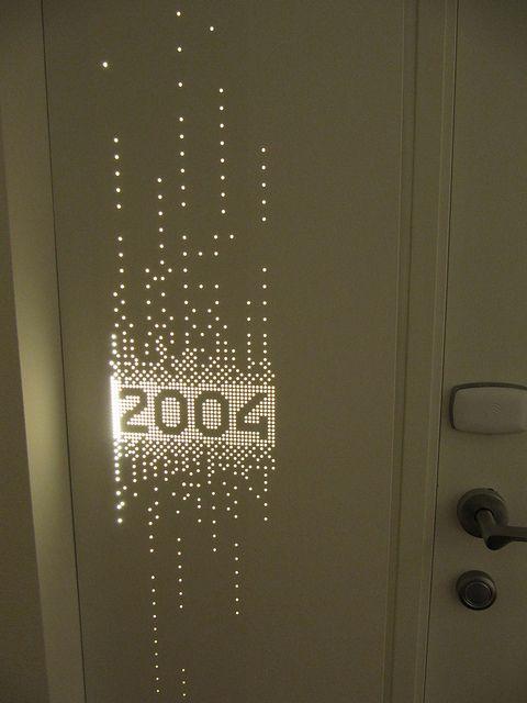 Backlit Room Sign Bella Sky | Flickr - Photo Sharing!