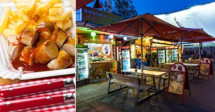 Currywurst: As wursts (salsichas e linguiças) estão por toda a Berlim. O currywurst é a salsicha alemã em pedaços, regada a ketchup e curry em pó. Costuma acompanhar batatas fritas e pãozinho