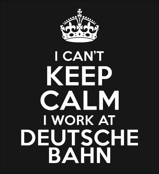 DEUTSCHE BAHN T-SHIRT! - Fabrily