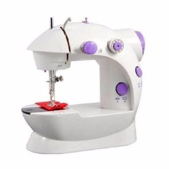 Buy XZY Double Thread Sewing Machine with Foot Pedal and Adapter(White-Lavender) online at Lazada. Discount prices and promotional sale on all. Free Shipping.