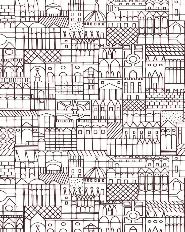 Reprospective Wrap | Gift wrap by Alexander Girard | Lagom Design