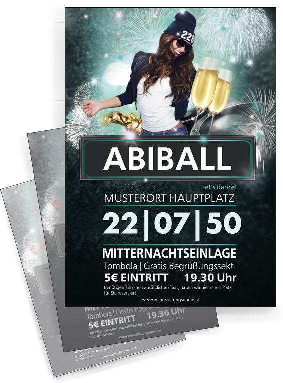 Deine individuell gestaltete Werbung für deine Veranstaltung #Flyer #Werbebanner #Eintrittskarten #Plakate auf www.onlineprintXXL.com