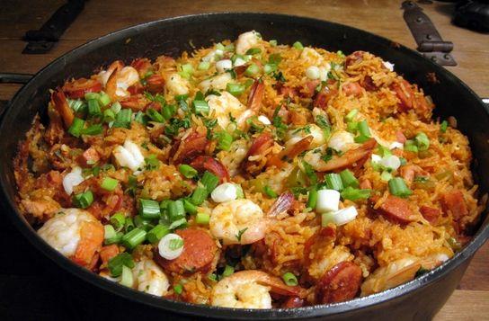 new-orleans-jambalaya | Good Eats | Pinterest | Vegetables ...