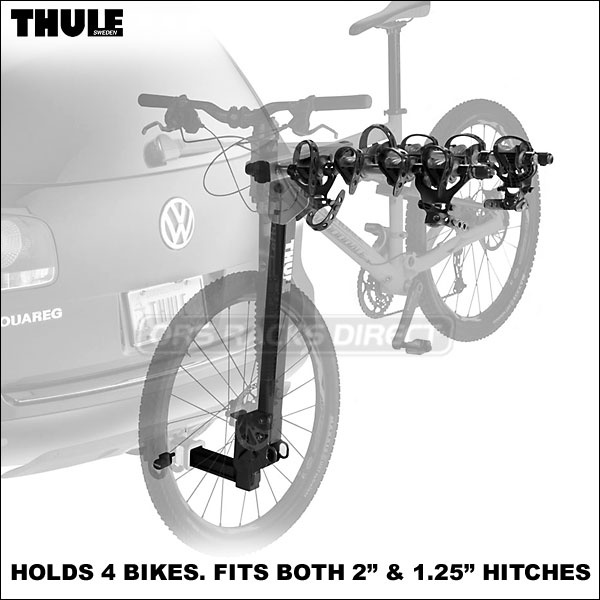 Thule Ridgeline Hitch bike rack