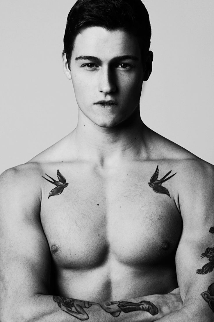 75 black and white tattoos for men masculine ink designs - Golondrinas Que Vuelan Unidas