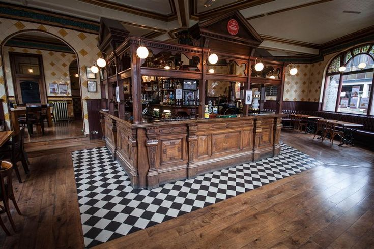 The Bartons Arms is one of the finest examples of Victorian pub architecture in the United Kingdom. Built in 1901 and Grade II* listed, the pub features extensive tiling, decorative etched glass, stained glass windows and original snob screens that can only be found in a handful of pubs in the UK.