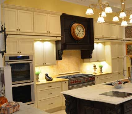 45 best images about fieldstone cabinets on pinterest for Buttercream kitchen cabinets
