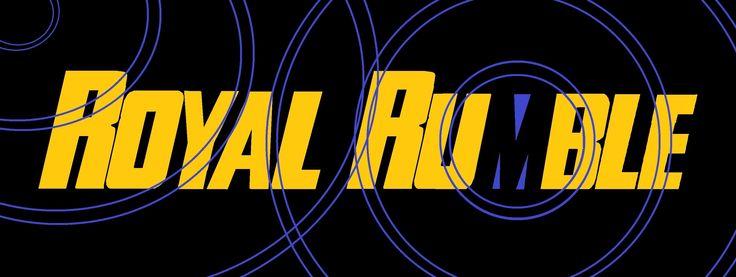 wwe royal rumble | wwe custom logos | pinterest | custom logos