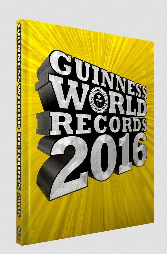 As well as all your favorite records, relating to talented pets, superhuman achievements, big stuff and extreme vehicles, you'll find show-stopping superlatives from brand-new categories. Topics making their Guinness World Records debut include waterfalls, twins, ballooning, apps, lightning, manga, archaeology, drones, and pirates - and that's just for starters!