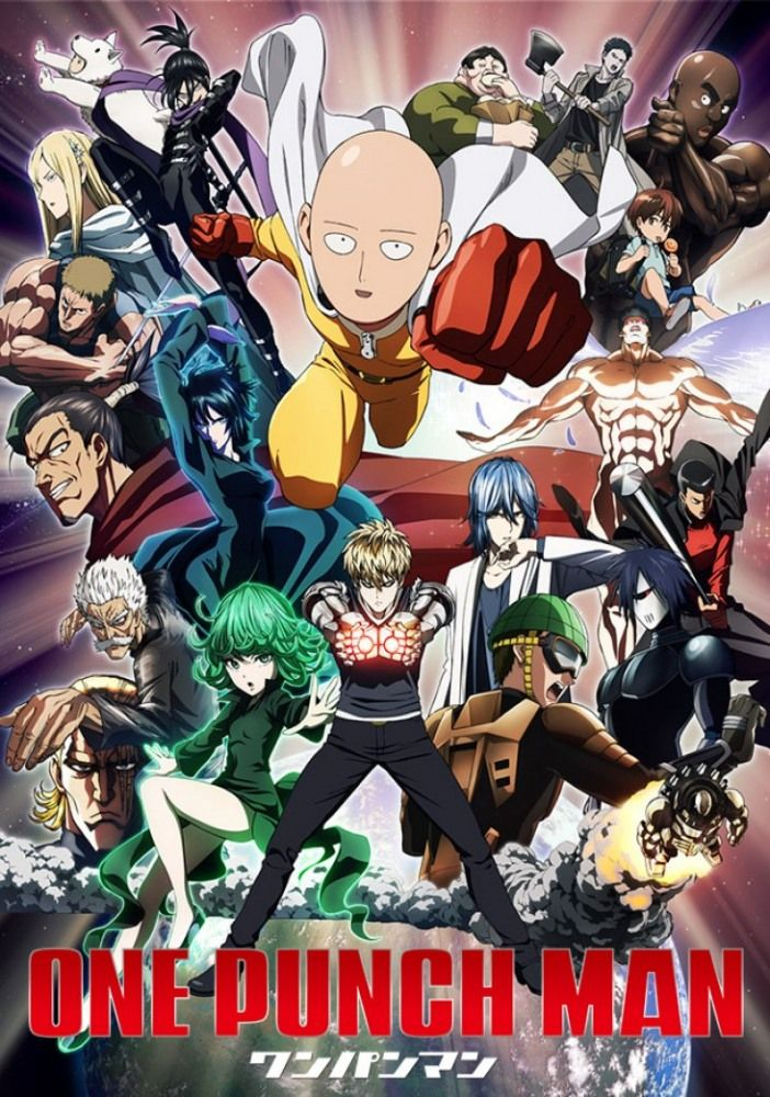 One-Punch Man [2015]