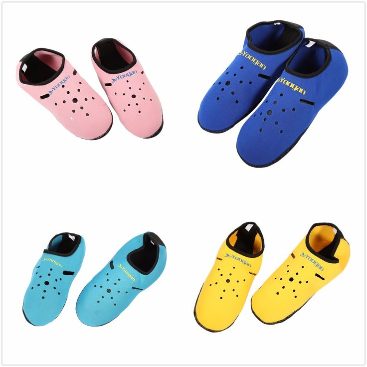 3mm Neoprene Short Beach Socks Non-slip Antiskid Scuba Dive Boots Snorkeling Sock In Fins Flippers Wetsuit Seaside Home Shoes