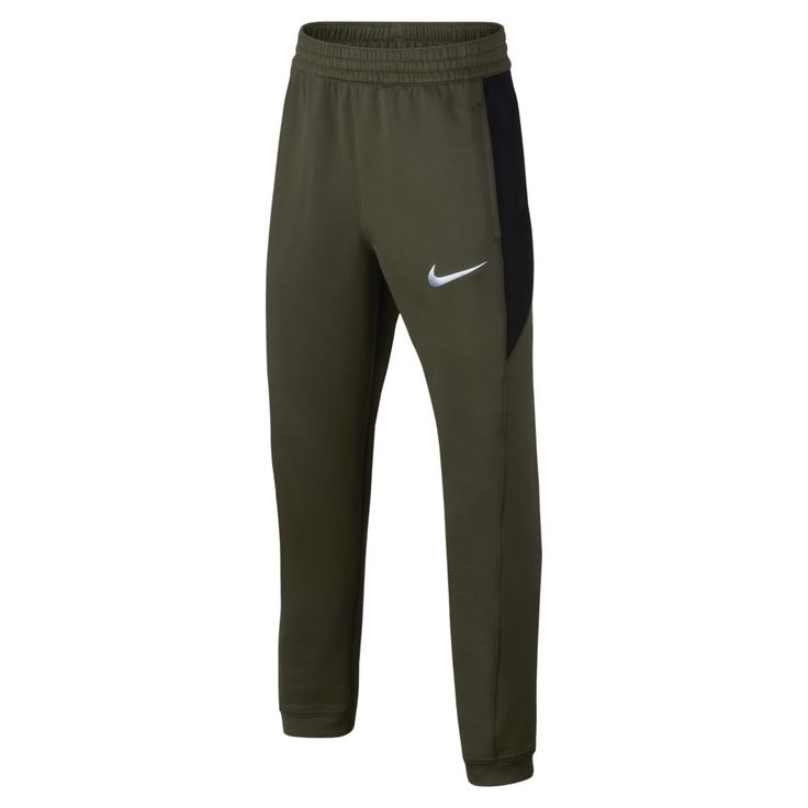 a92e2ce1b Nike Dri-FIT Therma Flex Showtime Big Kids' (Boys') Basketball Pants. Nike .com