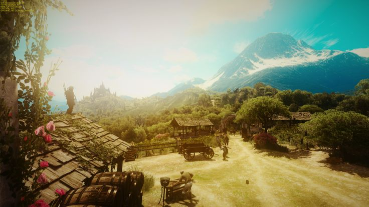 Beauty of The Withcer 3 - Modded 4k max settings #TheWitcher3 #PS4 #WILDHUNT #PS4share #games #gaming #TheWitcher #TheWitcher3WildHunt