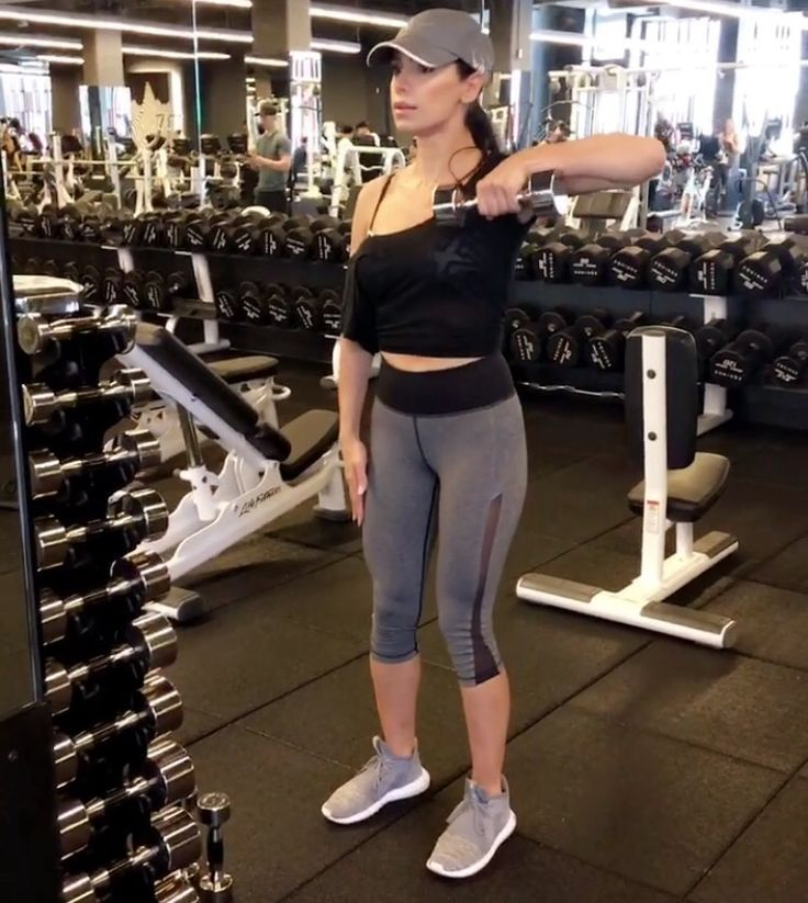Exercises That Help Tone Up Arms, And Get Rid Of The Flab