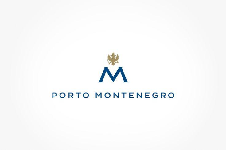Logo rappresentativo di Porto Montenegro.