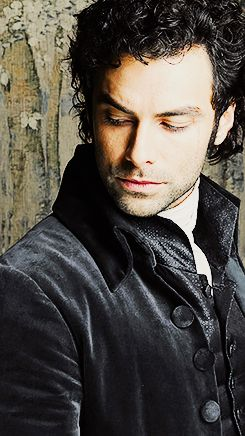 Aidan as Ross Poldark. No more long hair but still so handsome!                                                                                                                                                     More