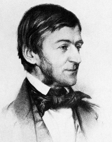 ralph waldo emerson an influential american author and thinker Profiles in greatness: ralph waldo emerson but it did begin to outline his values as a thinker who focused on the and others influential in american.