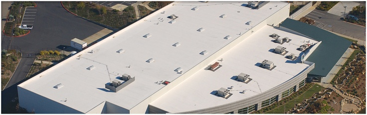 PVC Roofing, PVC Roof Membranes| General Roofing Systems Denver | Roofing Contractors Colorado | www.douglasscolony.com | 1.877.288.0650 Toll Free