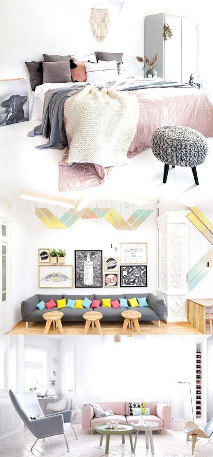 Alluring Feminine Pastel Colors Design Decor Ideas