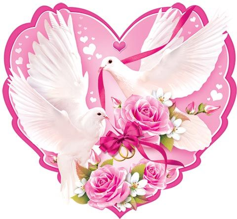 Для форума, открытка открытки свадьба сердечки